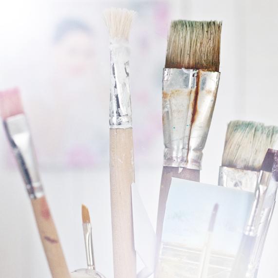 Malerische Fotografie